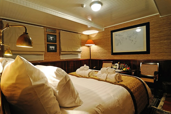 Cabin Captain Suite Emeraude