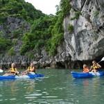Chao Kayak Ha Long
