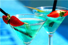 Cocktails du thuyền Carina Hạ Long