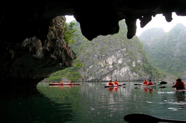 Cheo Kayak Halong