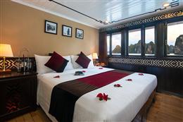 Cabin du thuyền Carina Hạ Long