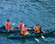 Chèo Kayak Bhaya