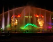 Biểu diễn nhạc nước ở Tuần Châu