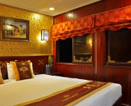 Cabin Deluxe của du thuyền