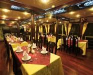 Nhà ăn của du thuyền