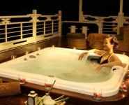 Jacuzzi Area Au Co Cruise