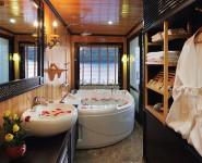 Phòng Tắm Cabin Du Thuyền Starligt