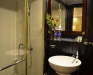 Phòng tắm của du thuyền