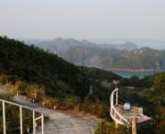 Một góc nhìn Cát Bà từ khu vực pháo đài