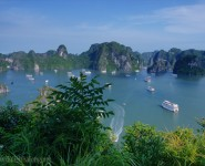 Seen from Dao Halong Titop