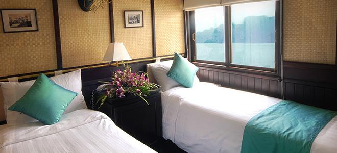 Cabin Deluxe Du Thuyen Bhaya
