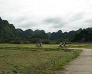 Đạp xe ở Việt Hải