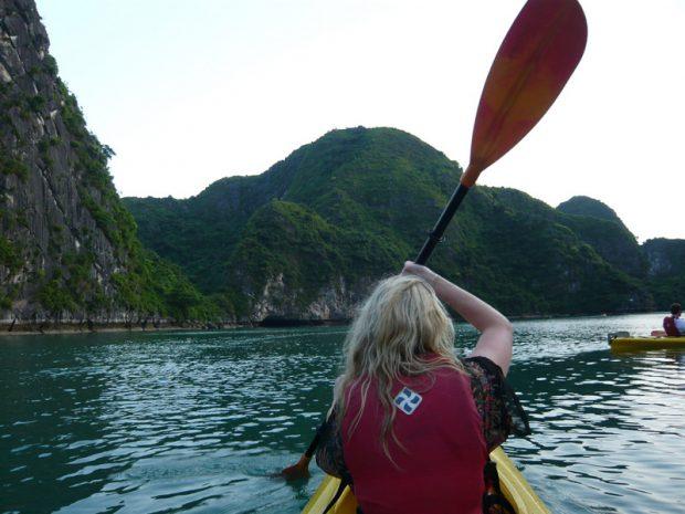 Cheo kayak