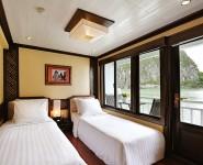 Deluxe Twin balcony Paradise Luxury