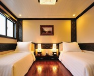 Paradise Deluxe Twin Cabin