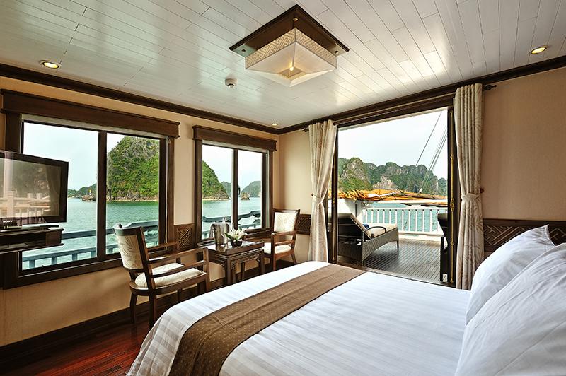 Paradise Terrace Suite Cabin