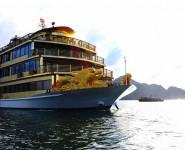 Du thuyen Golden Cruise
