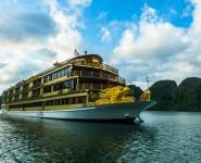 Du thuyen Golden Cruise Ha Long