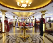 Welcome Du thuyen Golden Cruise