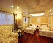 Junior Suite Twin Cabin