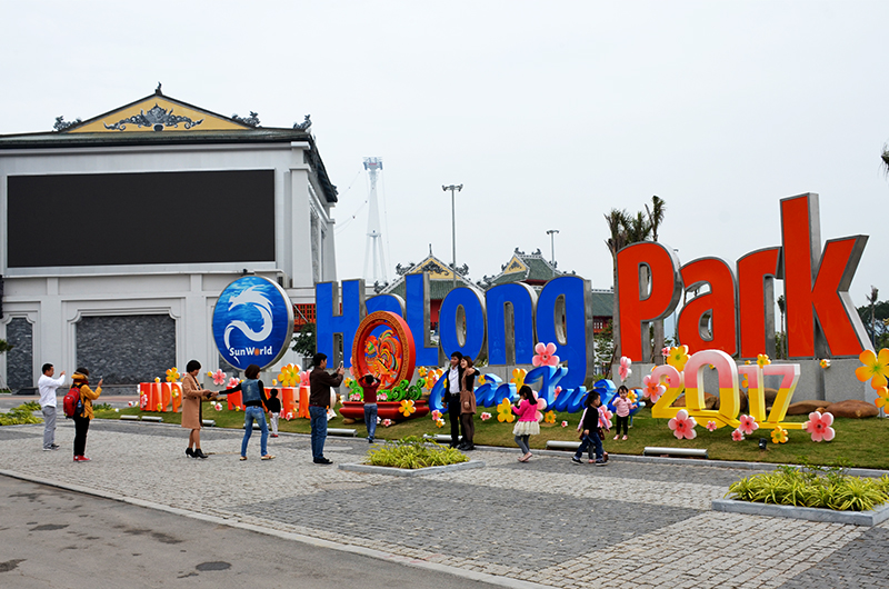 Sun World Ha Long Park