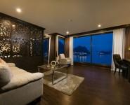 President Suite Livingroom