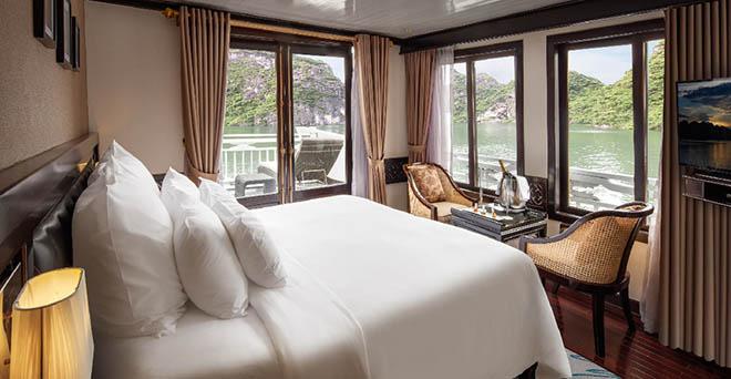 Terrace Suite Cabin