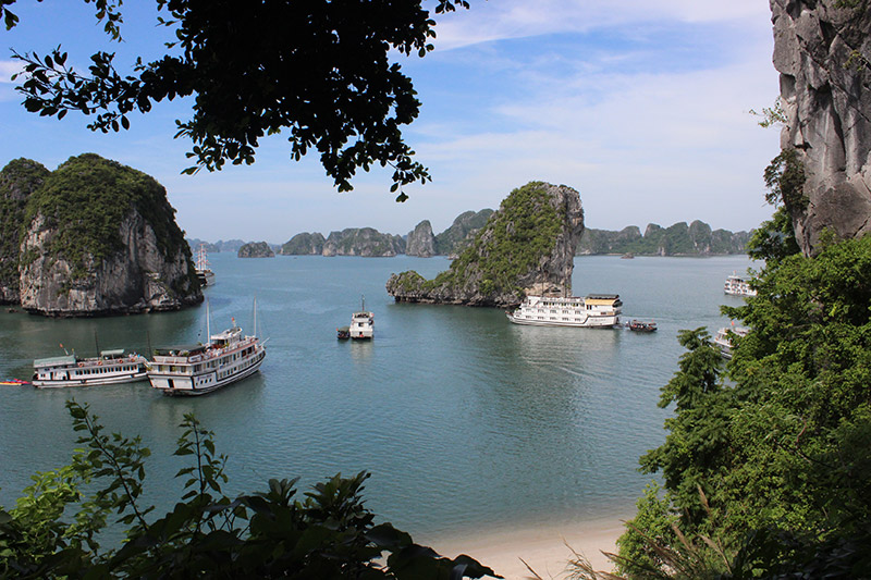 Vinh ha long