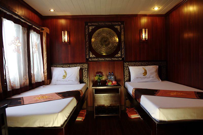 Cabin Du thuyền Phoenix Hạ Long