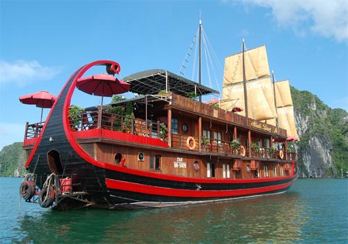 Du thuyền Poseidon Hạ Long