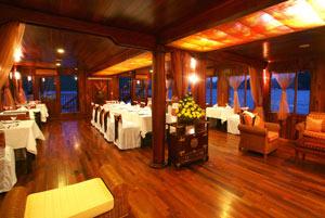 Phòng ăn Du Thuyền Ginger