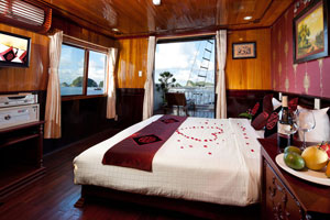 Phòng Phòng Honeymoon Suite Du thuyền AClass Opera
