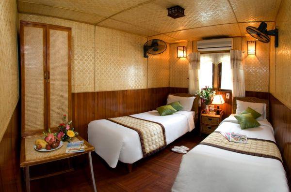 Phòng 2 người Du Thuyền Hương Hải