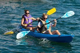 Chèo Kayaking Du Thuyền Jasmine