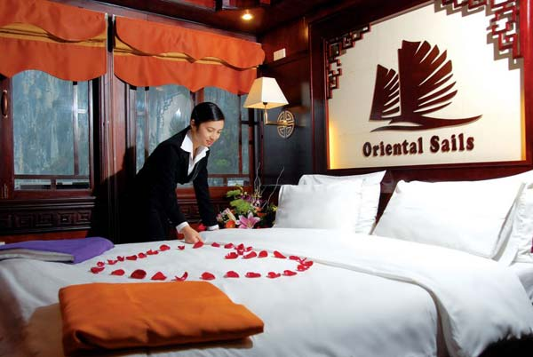 Oriental Sails Double Deluxe Room
