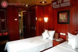 Phòng Twin Du thuyền Red Dragon