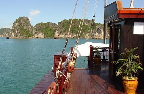 Hành Lang Du thuyền Dragon Pearl